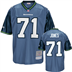 Seattle Seahawks - W. Jones #71 Vintage Trøje