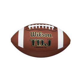 Wilson WTF1713 TDJ Junior Komposit Bold