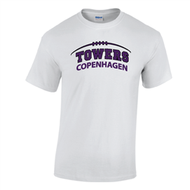 Copenhagen Towers - T-Shirt #51