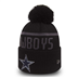 Dallas Cowboys - Black Collection Knit