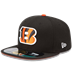Cincinatti Bengals - On Field Cap 5950