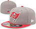 Tampa Bay Buccaneers - On Field Cap 5950