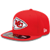 Kansas City Chiefs - On Field Cap 5950