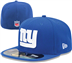 New York Giants - On Field Youth Cap 5950