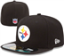 Pittsburgh Steelers - On Field Youth Cap 5950