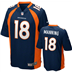 Denver Broncos - P. Manning #18 Alternativ Trøje