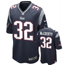 New England Patriots - D. McCourty #32 Hjemmebane