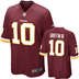 Washington Redskins - R. Griffin III #10 Hjemme