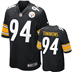Pittsburgh Steelers - L. Timmons #94 Hjemme Trøje