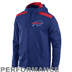 Buffalo Bills - Nailhead Full-Zip Hoody