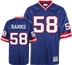 New York Giants - C. Banks #58 Vintage Trøje