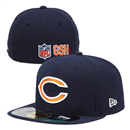 Chicago Bears - 2014 On Field Cap 5950
