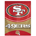 San Francisco 49ers - Logo Flag