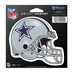 Dallas Cowboys - Die-Cut Helmet Magnet