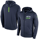 Seattle Seahawks - 2015 KO Full-Zip Hoody