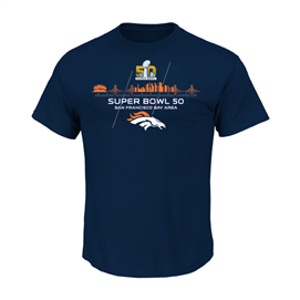 Denver Broncos - Super Bowl 50 Tee