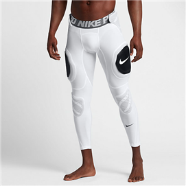 Nike 838428 H-Strong 3/4 Tights White