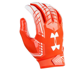 Under Armour 1304694 F6 Gloves Orange