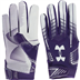Under Armour 1304694 F6 Gloves Purple