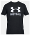 Under Armour 1305397 FB Wordmark SS Tee