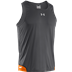Under Armour 1236181 HG Flyweight Run Singlet T