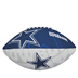 Dallas Cowboys Wilson WTF1534XB NFL Junior
