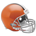 Cleveland Browns Deluxe Replica Hjelm